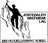 Jostedalen breførarlag logo